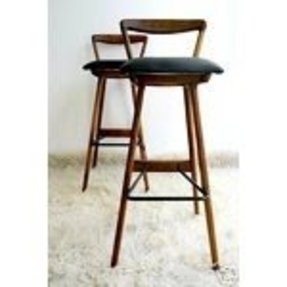 Eames bar stools