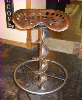 Horse Saddle Bar Stools For Sale Western Stools Foter