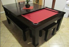 Modern game tables 2