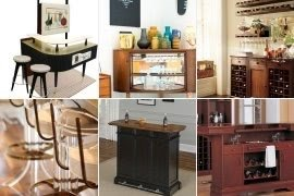 Modern Home Bar Furniture