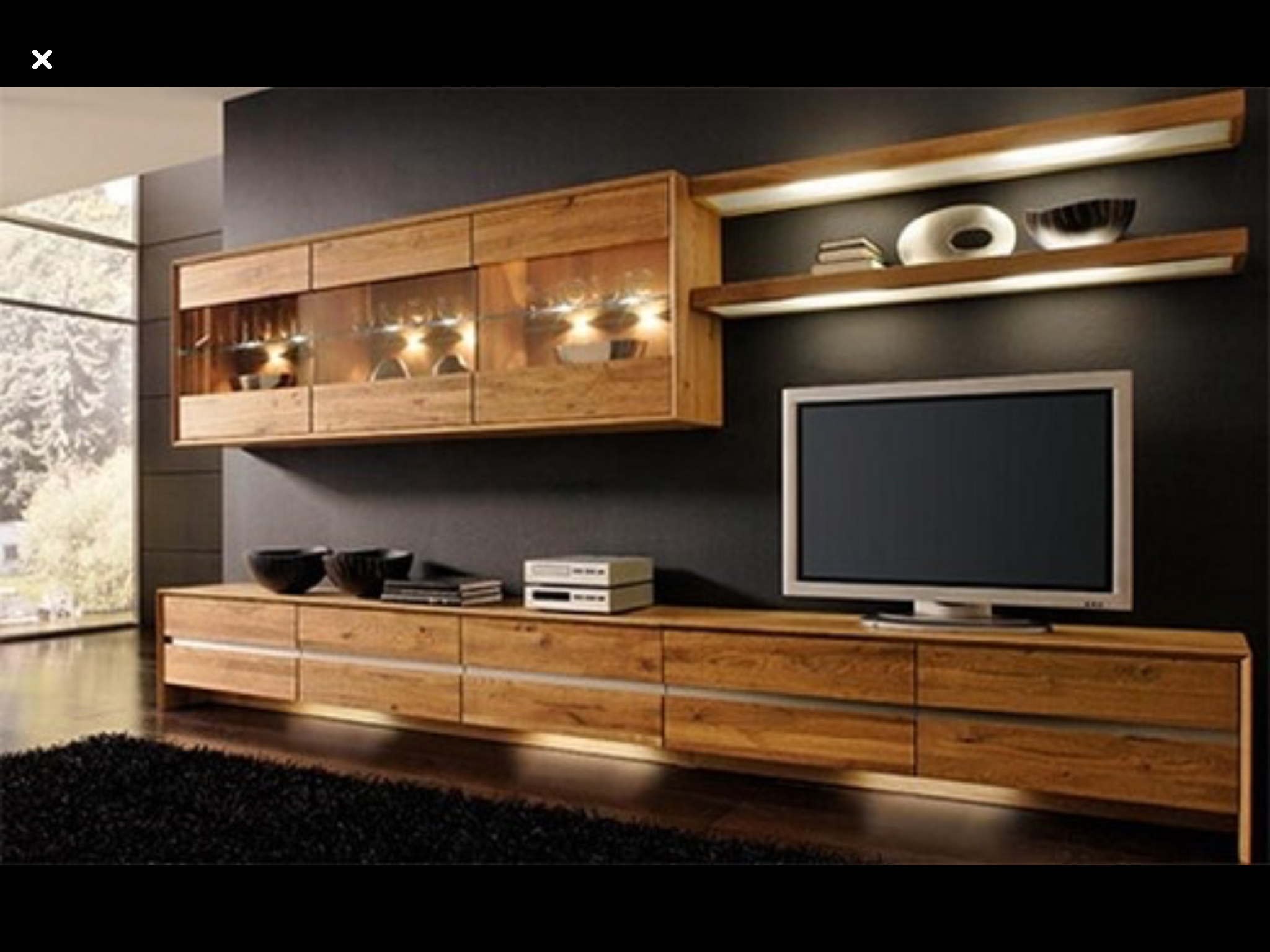 Charmant Modern Home Entertainment Furniture 1