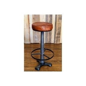 Awesome Vintage Industrial Bar Stools Ideas On Foter Caraccident5 Cool Chair Designs And Ideas Caraccident5Info