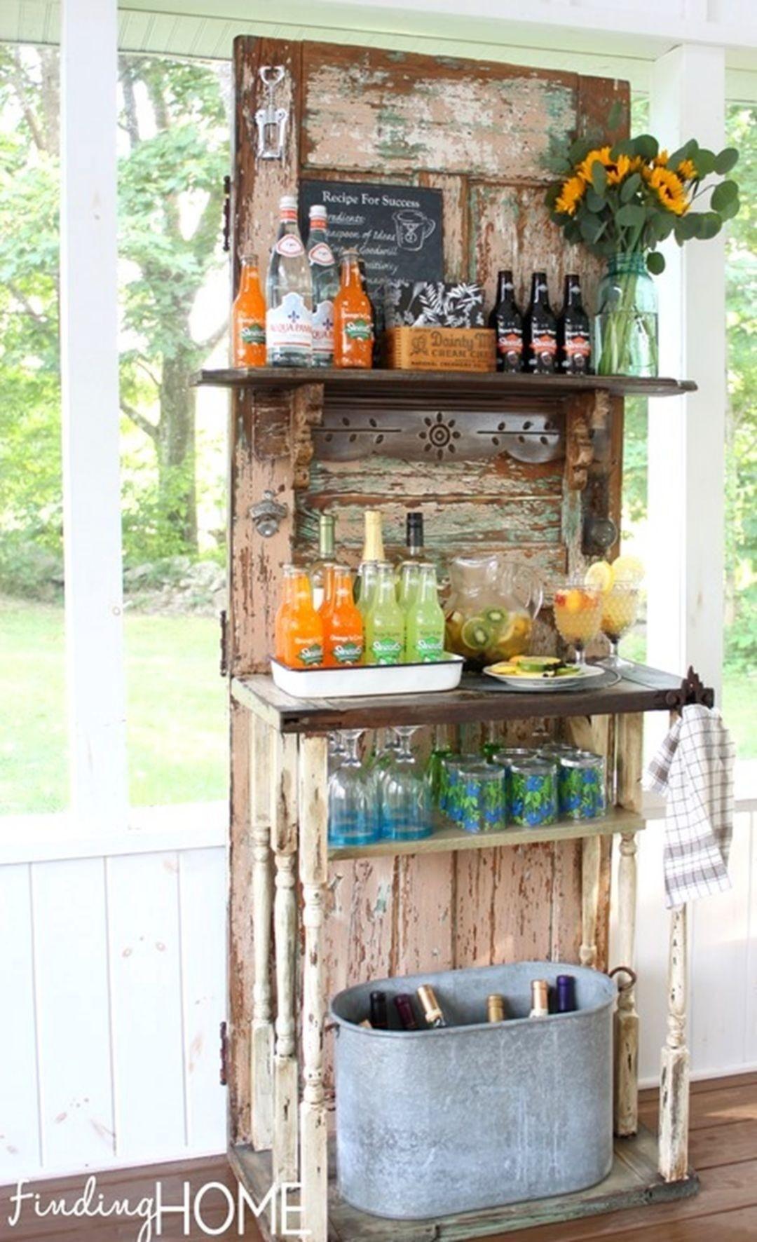 Outdoor Home Bar Ideas