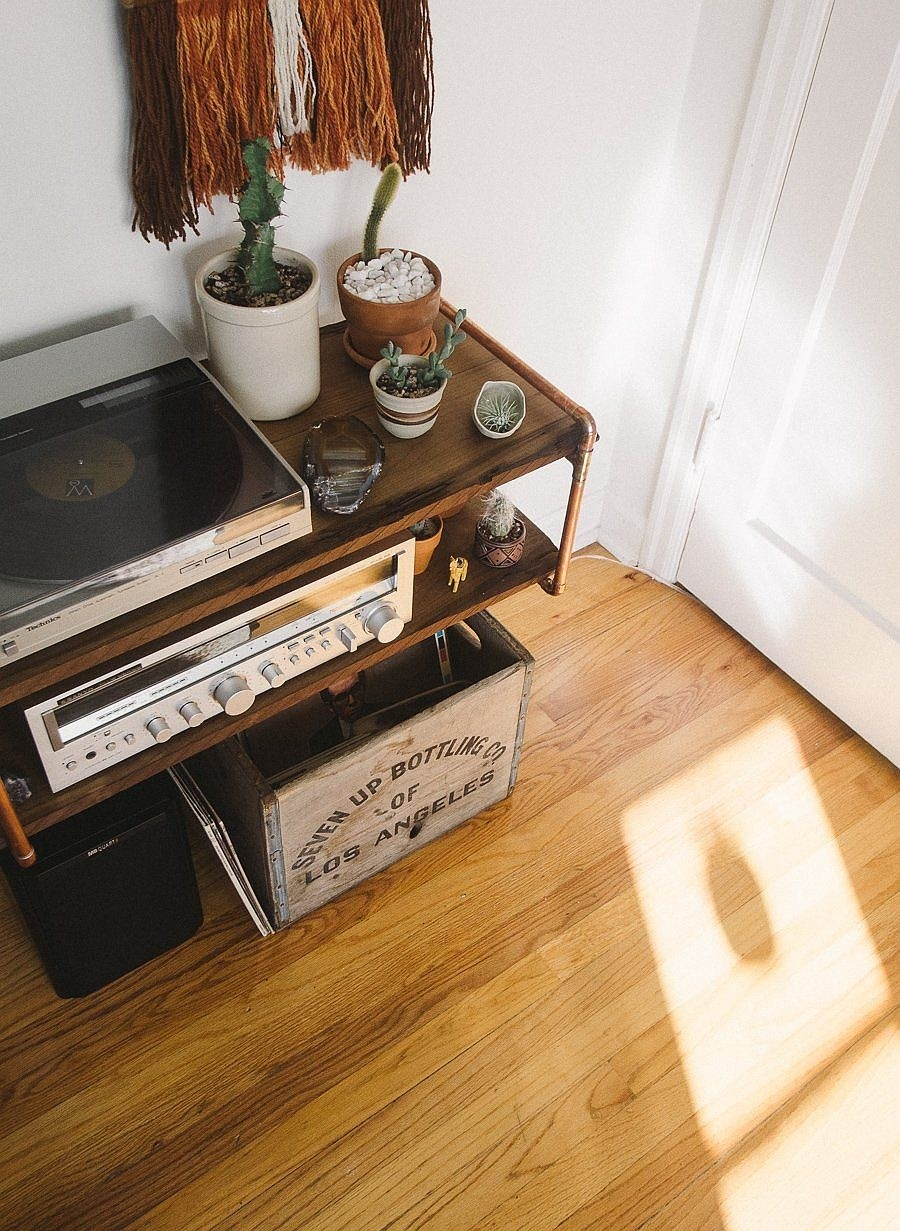 Record Player Stand Ideas