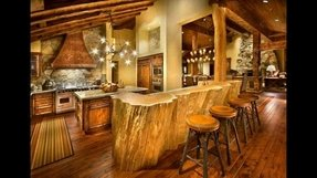 Timber bar stools 2