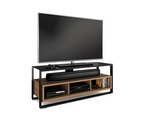 Tv component shelf