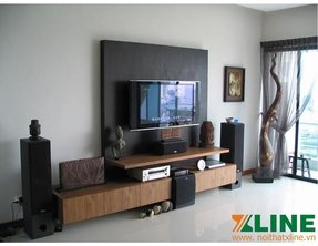 Tv Stand Room Divider