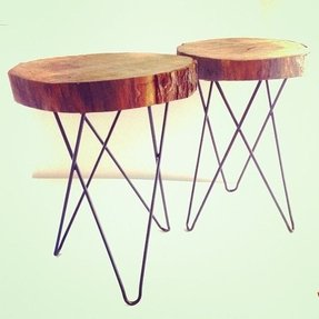 "14"" Hairpin Legs. Coffee Table Leg. Set of Four."