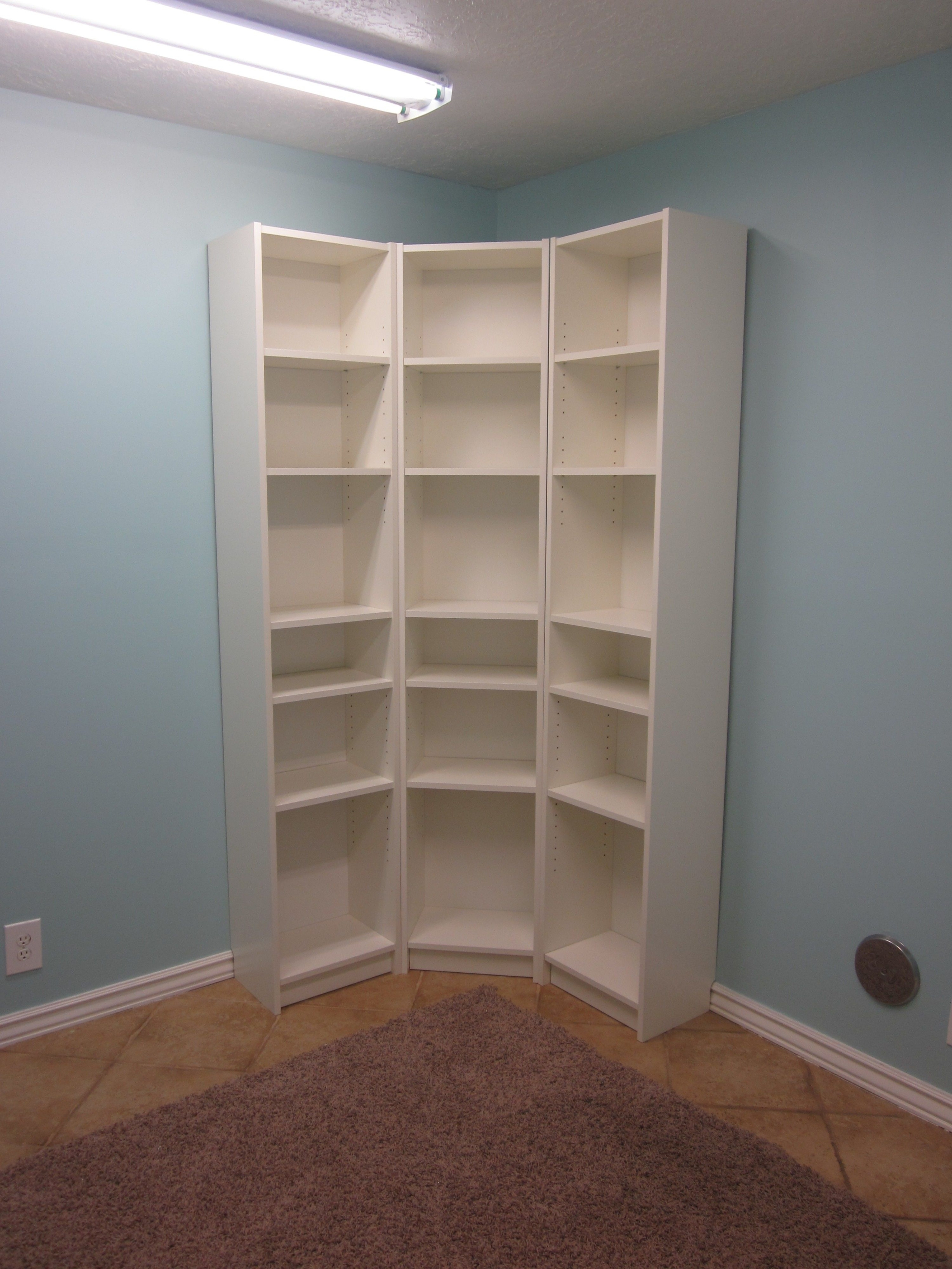 Already Assembled Bookcases