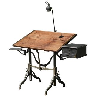 Antique drafting tables 2