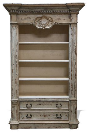 Armoires and bookcases eclectic bookcases houston