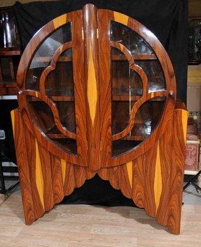 vintage art deco furniture. Art Deco Bookcases 8 Vintage Furniture M
