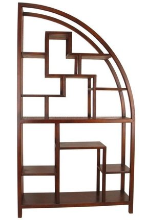 Art deco bookshelf
