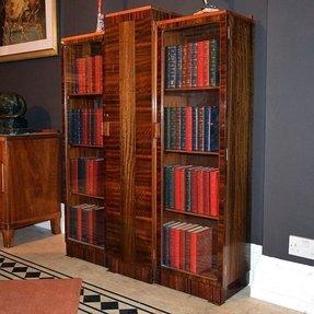 Large Wood Storage Cabinet