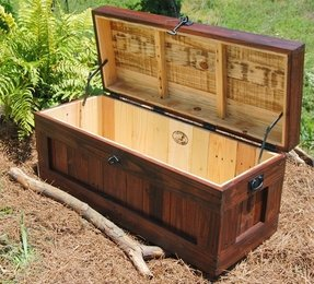 End Of Bed Storage Chest - Ideas on Foter