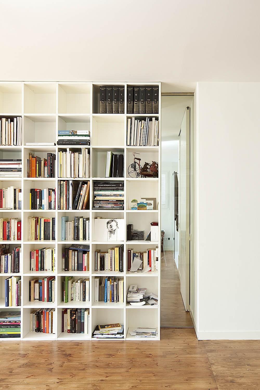 Amazing Bookcase Sliding Door