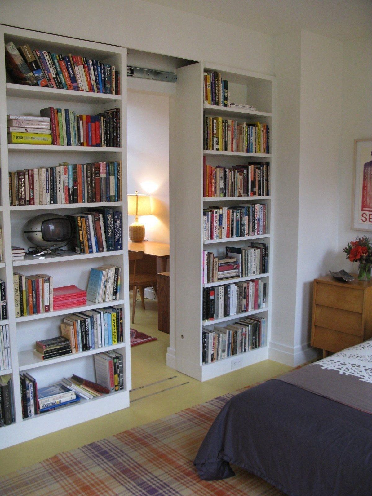Bookcase sliding doors & Door Bookcases - Foter