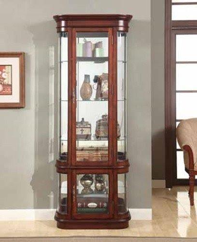 Etonnant Vintage Curio Cabinets   Ideas On Foter