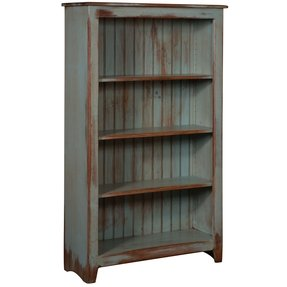 Brown bookcases 9