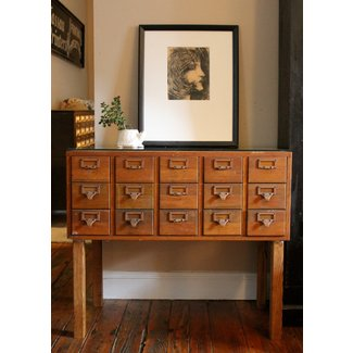 Card cabinet
