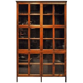Colonial bookcases 2