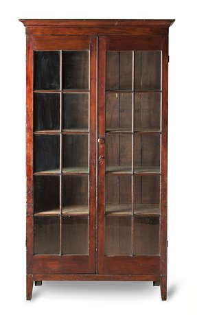 Colonial bookcases 4