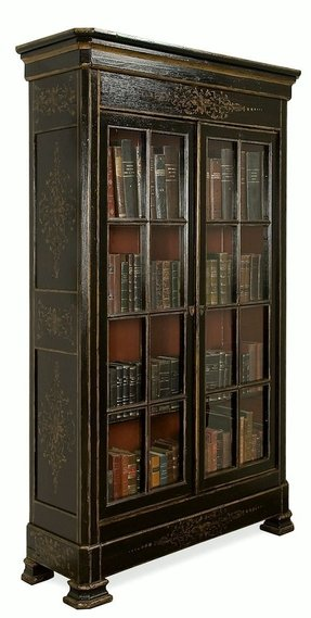 Colonial bookcases