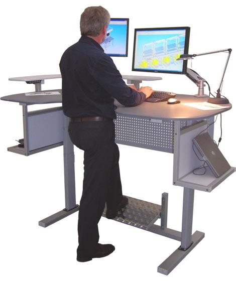 Computer Desk Casters