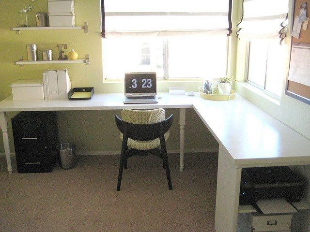 Corner Office Table 2