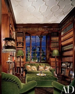 English bookcases 1
