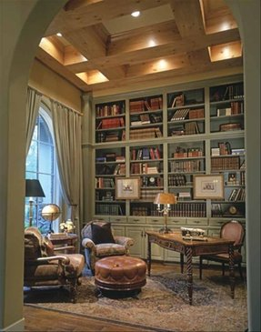 English bookcases 5