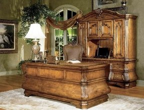 Executive home office furniture sets 1