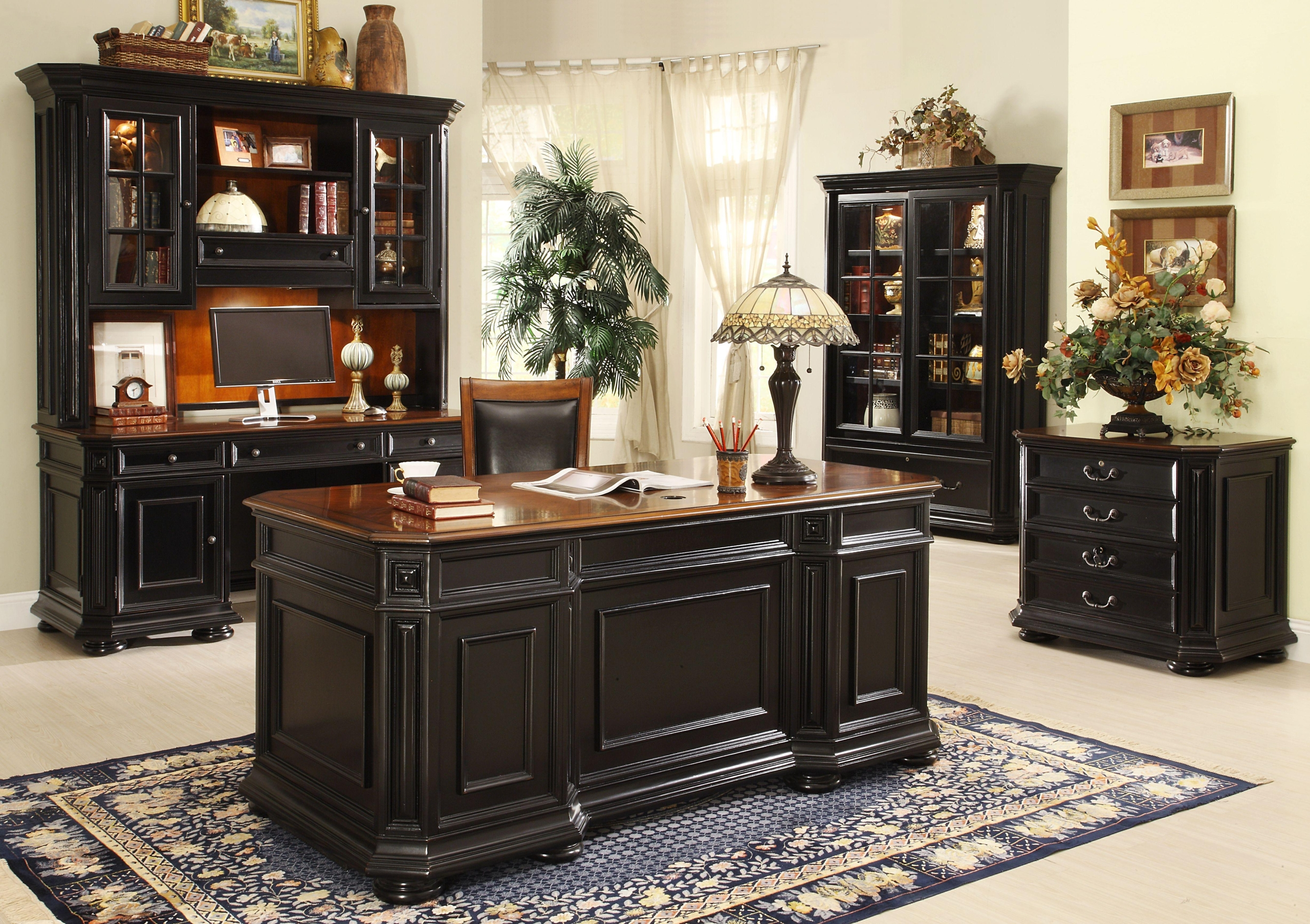 Exceptionnel Executive Home Office Furniture Sets   Foter
