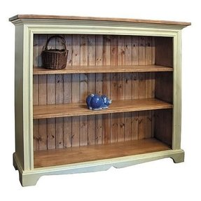 French country bookcases 1