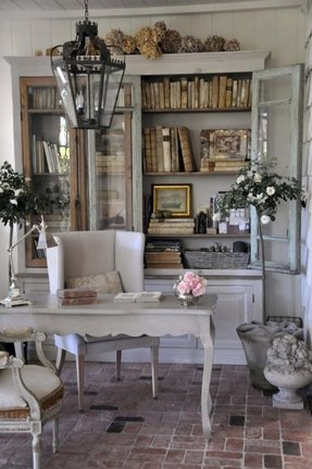 French Country Home Office Furniture 1