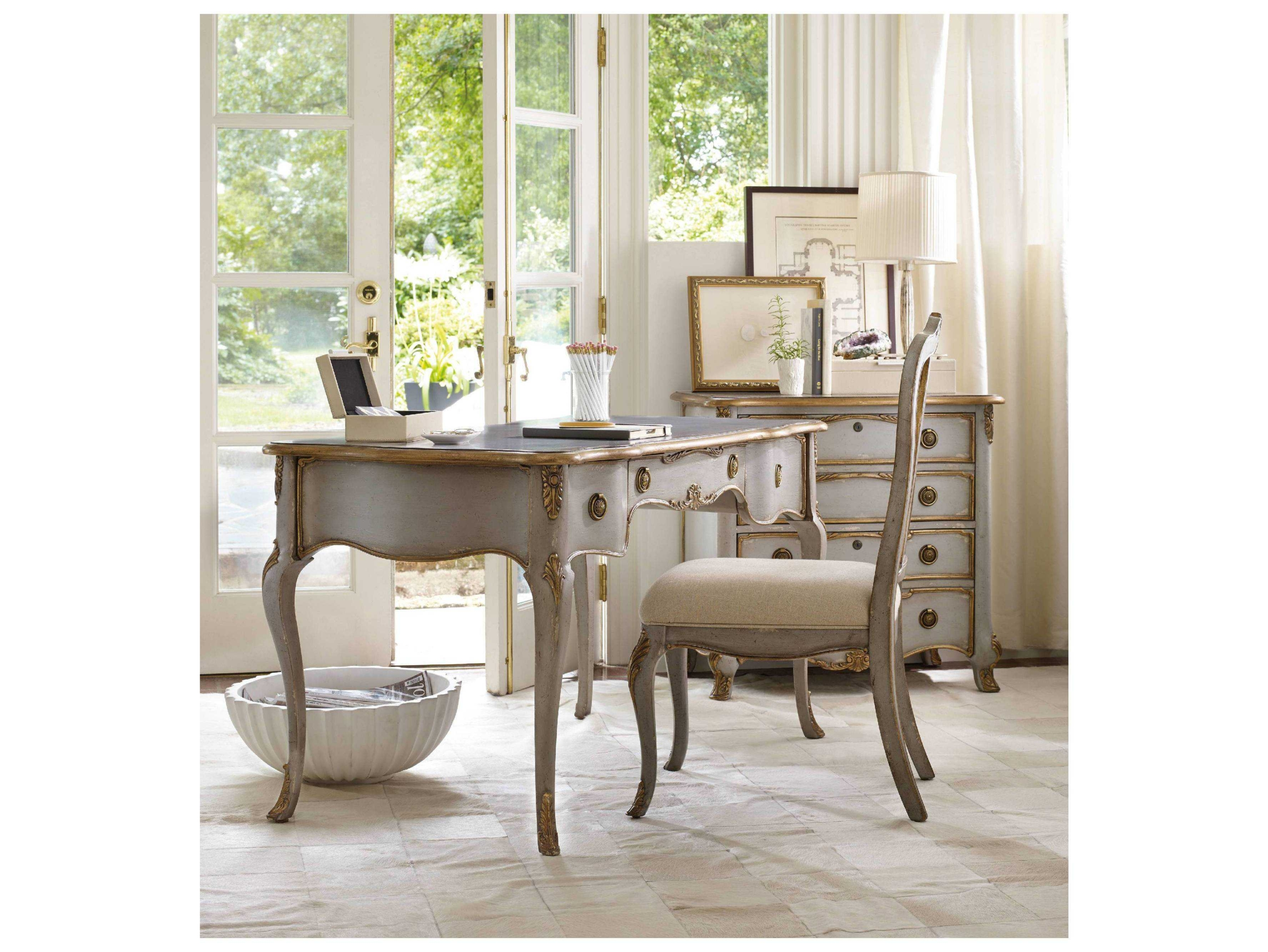 Lovely French Country Home Office Furniture