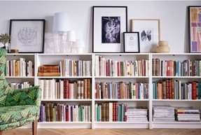 Ikea bookcases 13