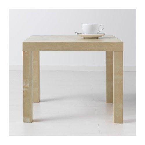 Bon IKEA   LACK Side Table, Birch Effect