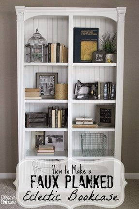 Ivory bookcases 1