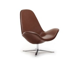 Leather swivel chairs 2