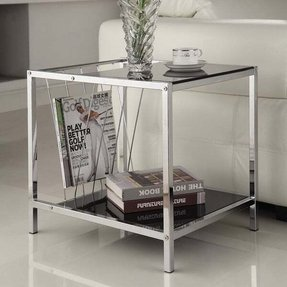Steel End Tables - Foter