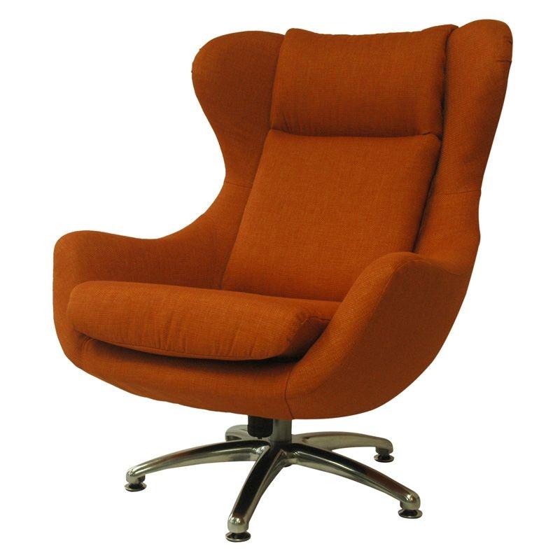 Modern Orange Chairs