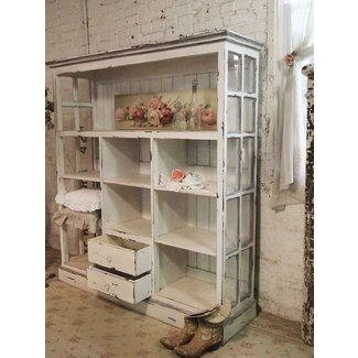 Pleasant Shabby Chic Bookcases Ideas On Foter Home Interior And Landscaping Palasignezvosmurscom