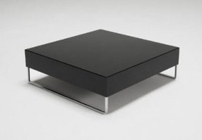 Park Square Coffee Table - Black
