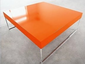 Park Square Coffee Table - Orange