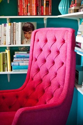Pink Swivel Chairs - Foter