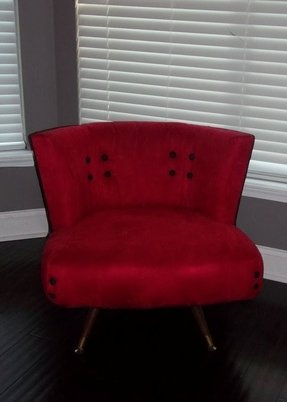 Phenomenal Red Swivel Chairs Ideas On Foter Interior Design Ideas Clesiryabchikinfo