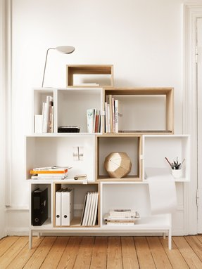 Scandinavian bookcases 1