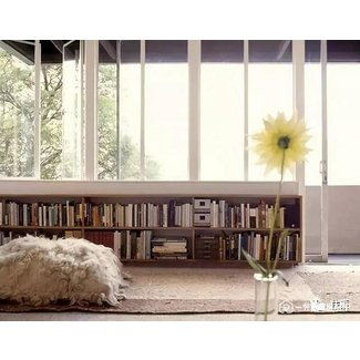 Scandinavian bookcases 28