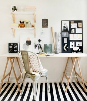 Scandinavian home office furniture 2